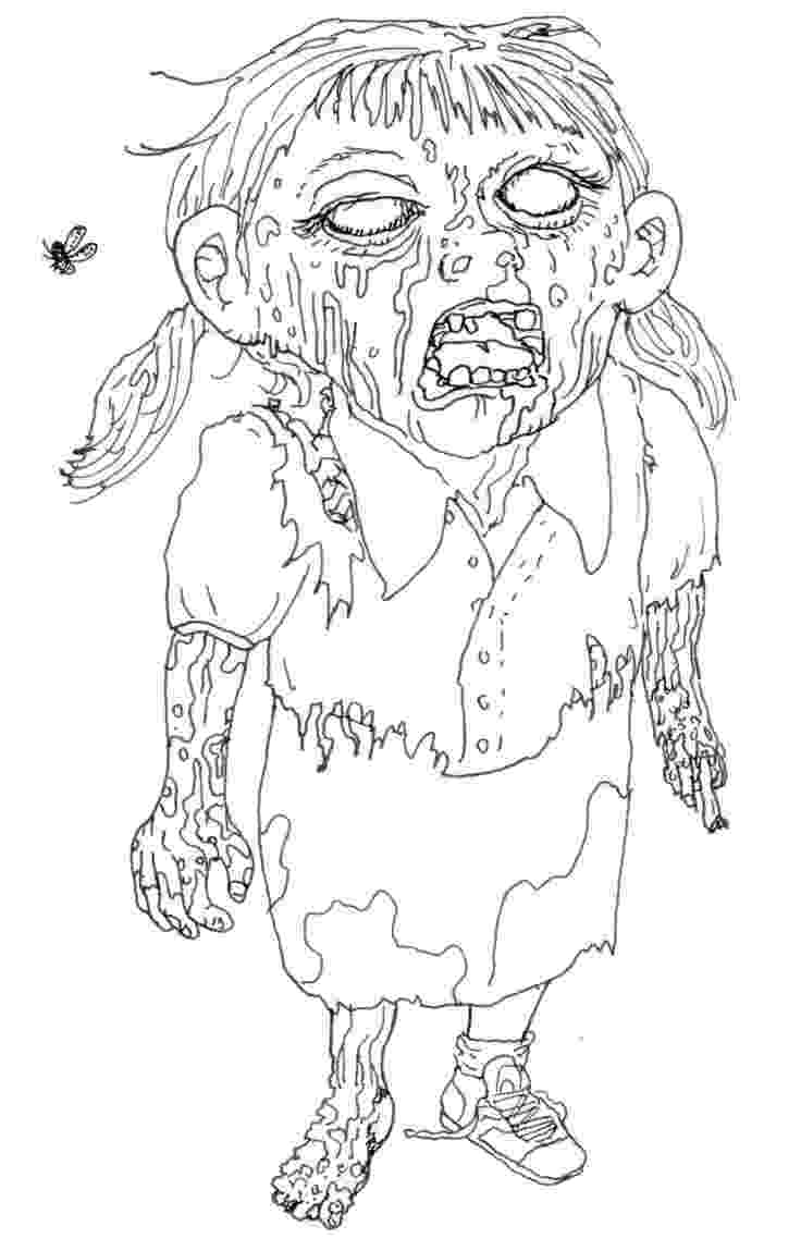 zombie coloring page free printable zombie coloring pages for kids cool2bkids zombie page coloring