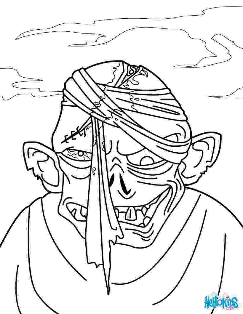zombie coloring page free printable zombies coloring pages for kids coloring zombie page 1 1