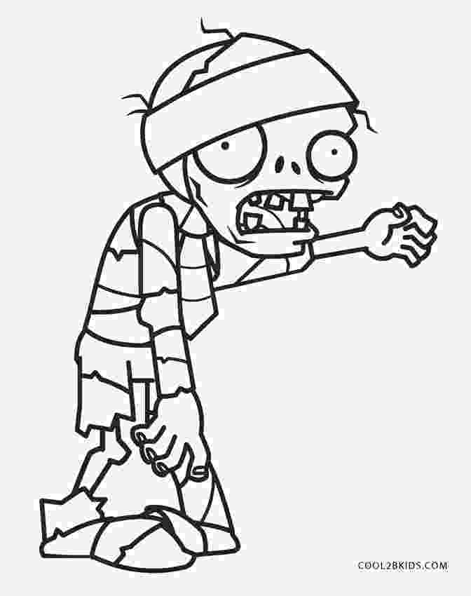zombies coloring pages free printable zombie coloring pages for kids cool2bkids zombies pages coloring