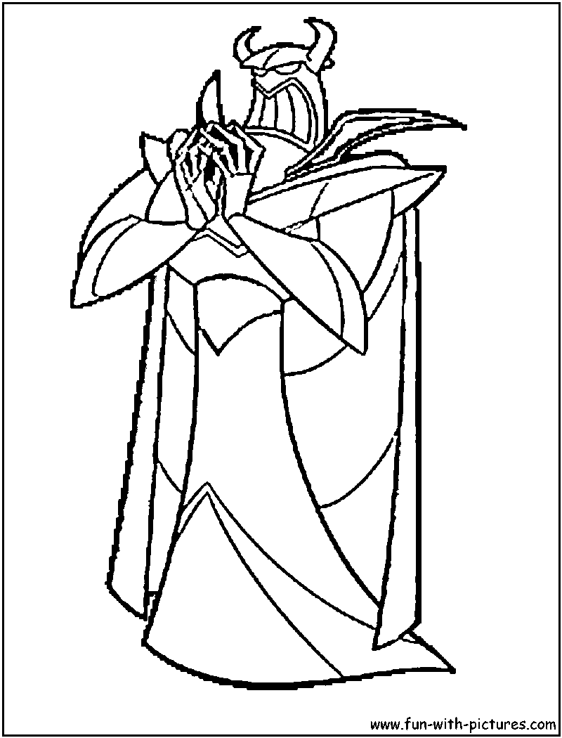 zurg coloring pages zurg coloring page free printable coloring pages zurg pages coloring