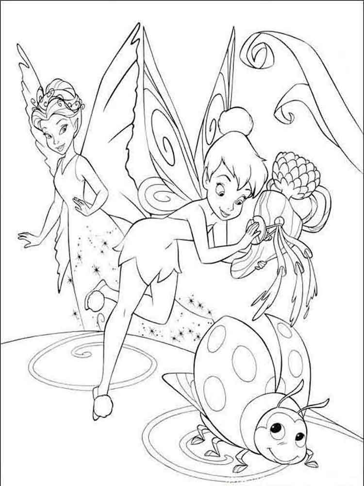 tinkerbell coloring 30 tinkerbell coloring pages  free coloring pages free coloring tinkerbell
