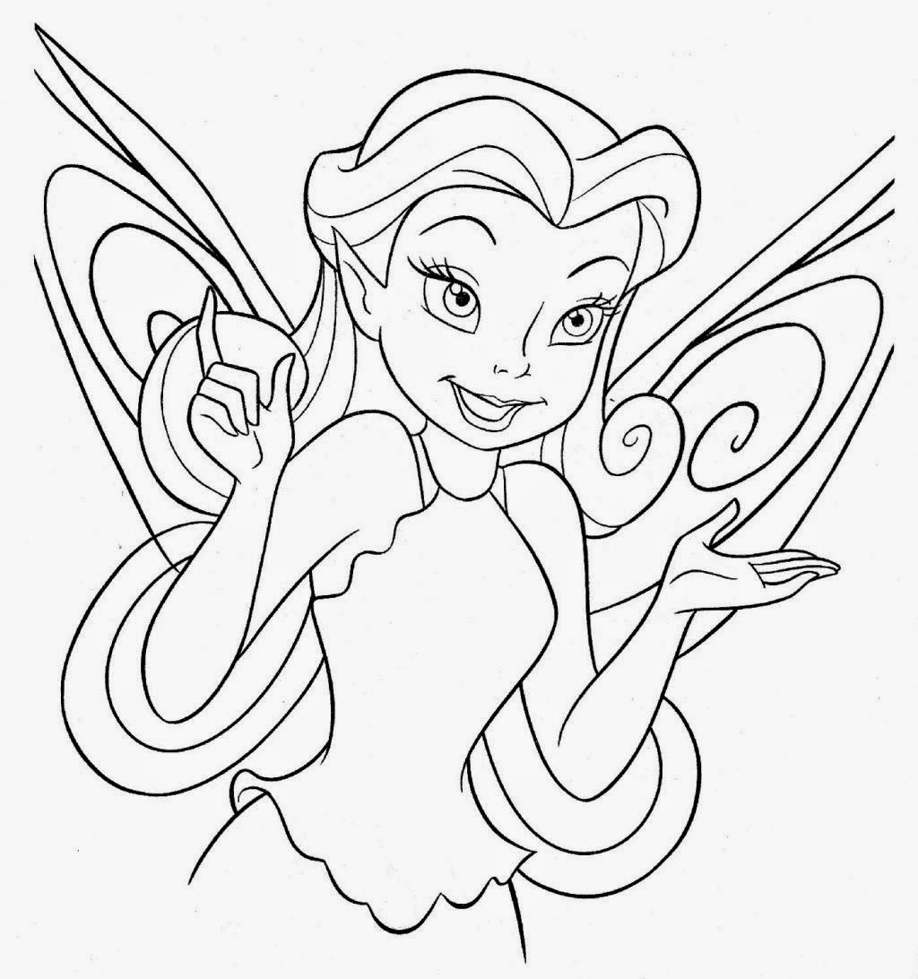 tinkerbell coloring tinkerbell coloring pages team colors tinkerbell coloring