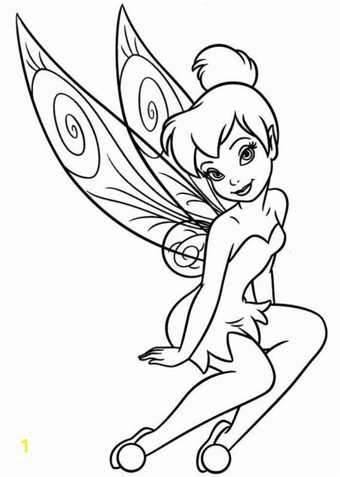tinkerbell coloring tinkerbell coloring pages tinkerbell coloring