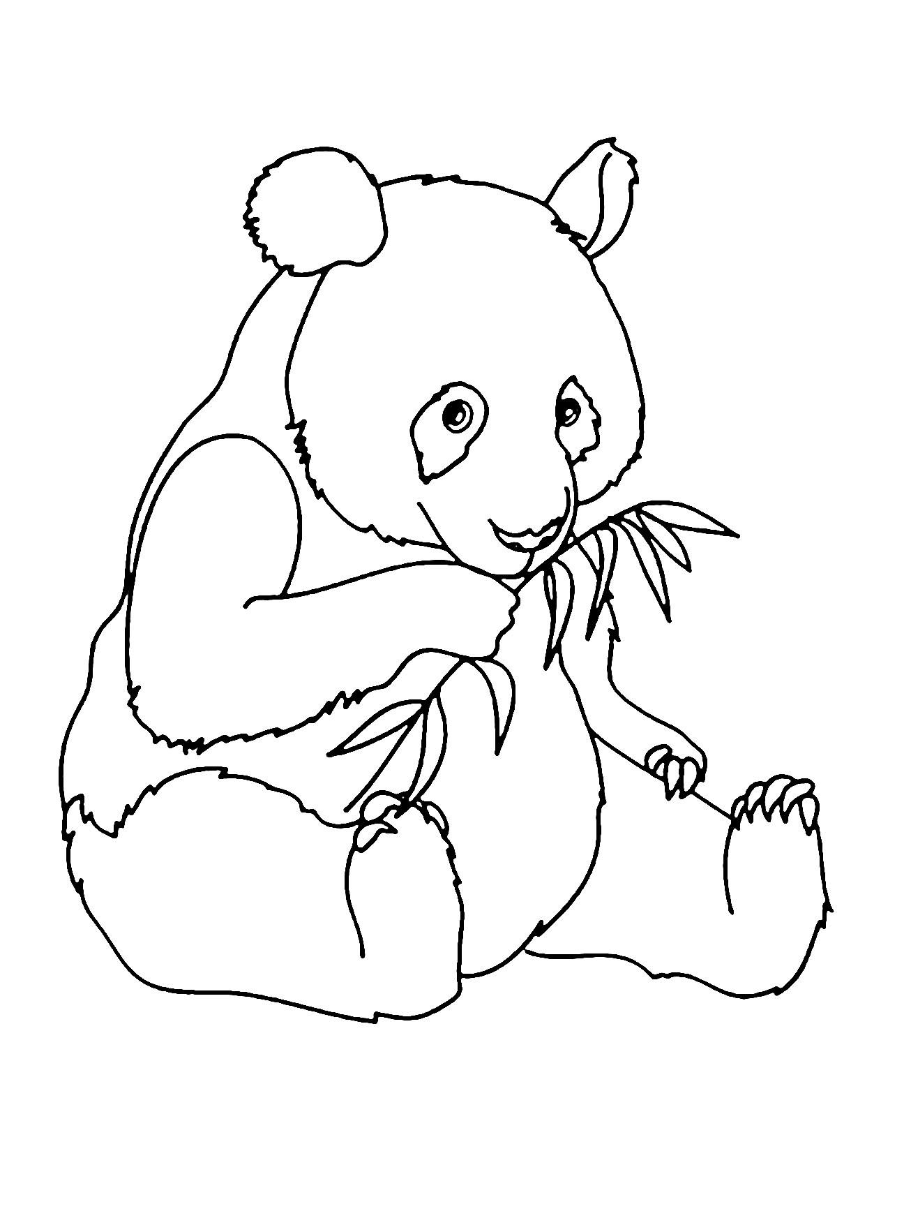 coloring panda free printable panda coloring pages for kids coloring panda