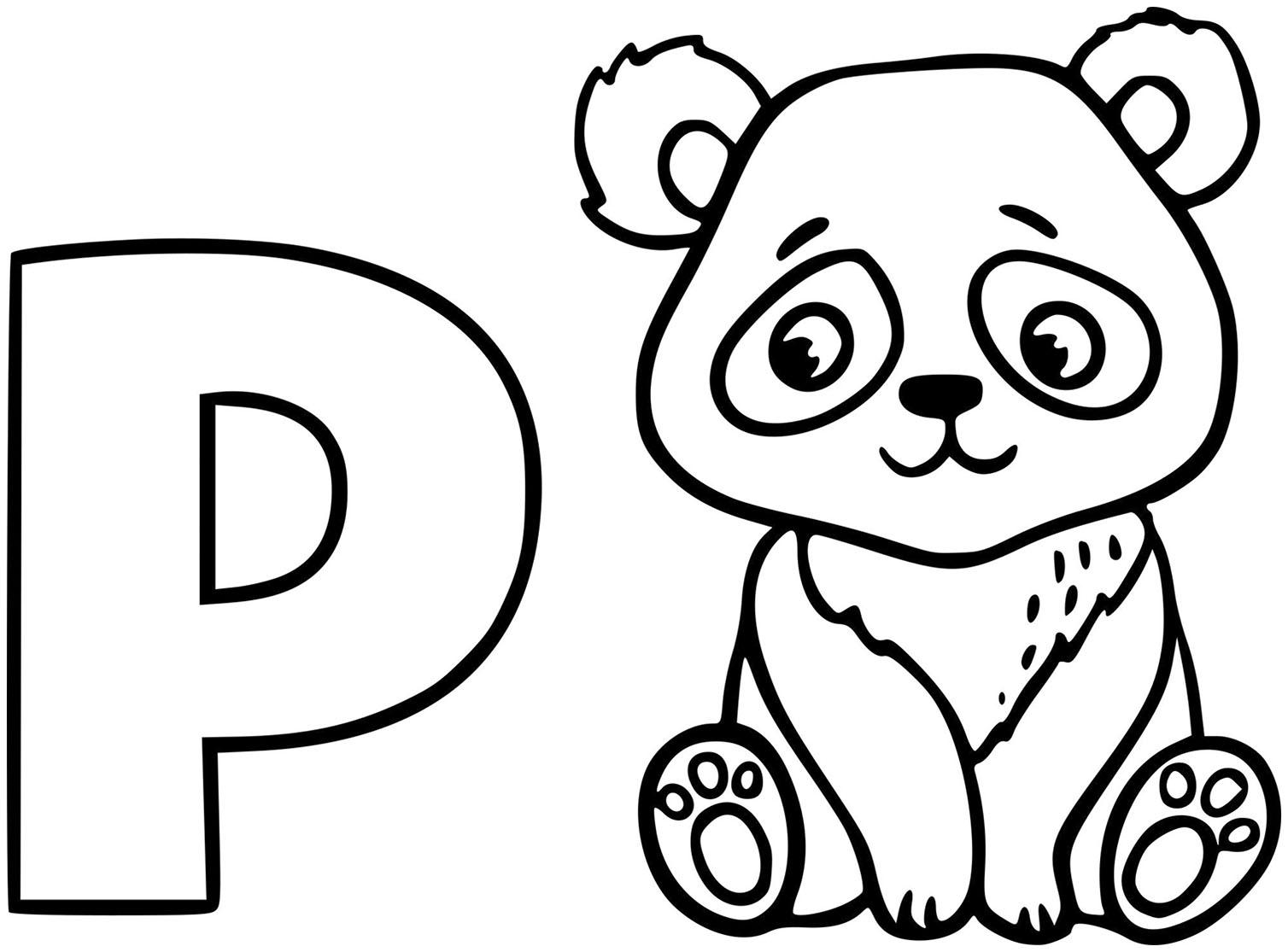 coloring panda onlinelabels clip art  santa panda coloring page coloring panda