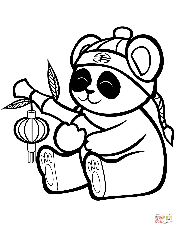 coloring panda onlinelabels clip art  skating panda coloring page panda coloring