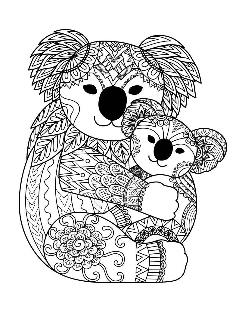 coloring panda pandas to print  pandas kids coloring pages panda coloring