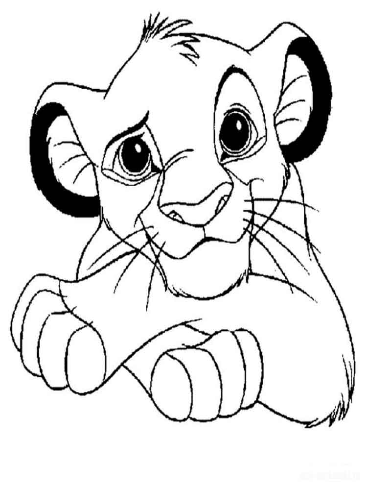 free lion king coloring pages lion king coloring pages 2 coloring pages to print coloring free king pages lion