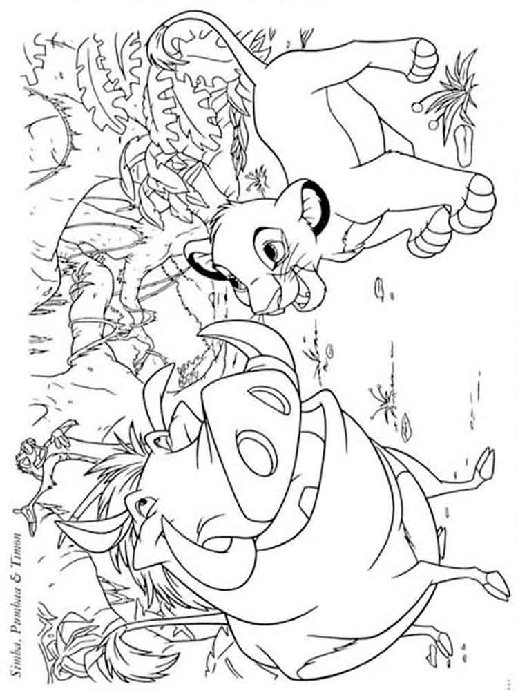 free lion king coloring pages the lion king coloring pages download and print the lion lion free pages king coloring